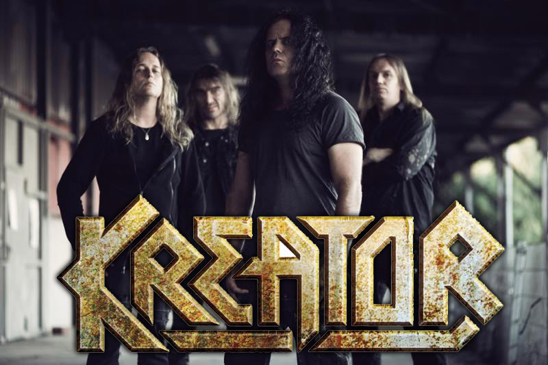 KREATOR JAPAN TOUR 2017 Special Guest VADER /