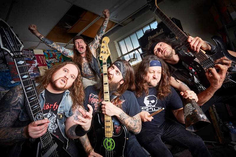 MUNICIPAL WASTE Japan Tour 2018 /