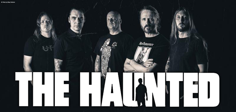 Extreme The Dojo Web Magazine Presents THE HAUNTED STRENGTH IN NUMBERS TOUR 2018 /