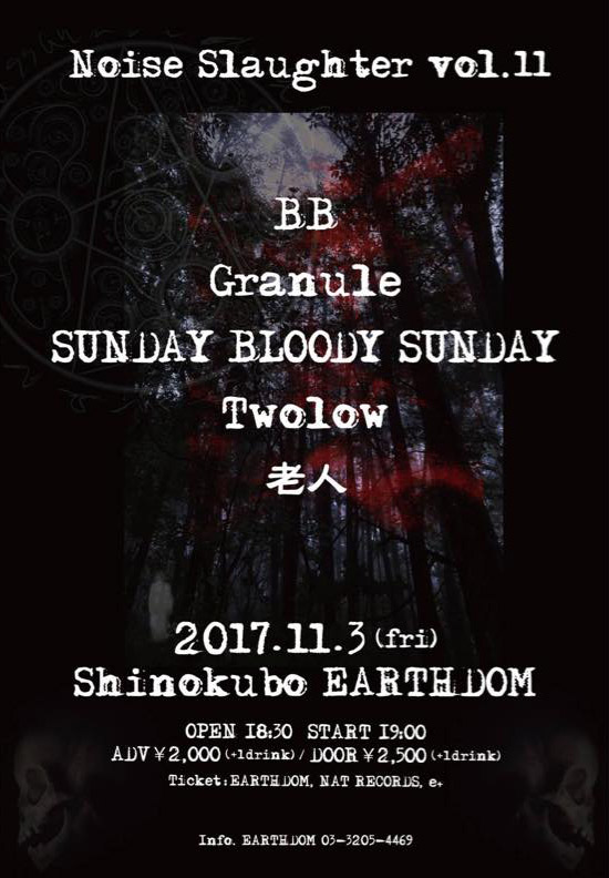Noise Slaughter Vol.11 /