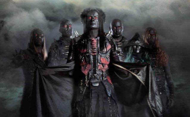 CRADLE OF FILTH CRYPTORIANA WORLD TOUR 2018 IN JAPAN /