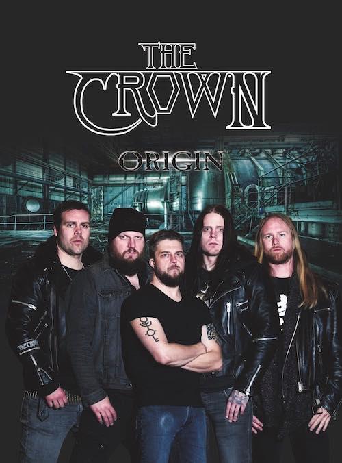 The Crown Japan Tour 2018 /