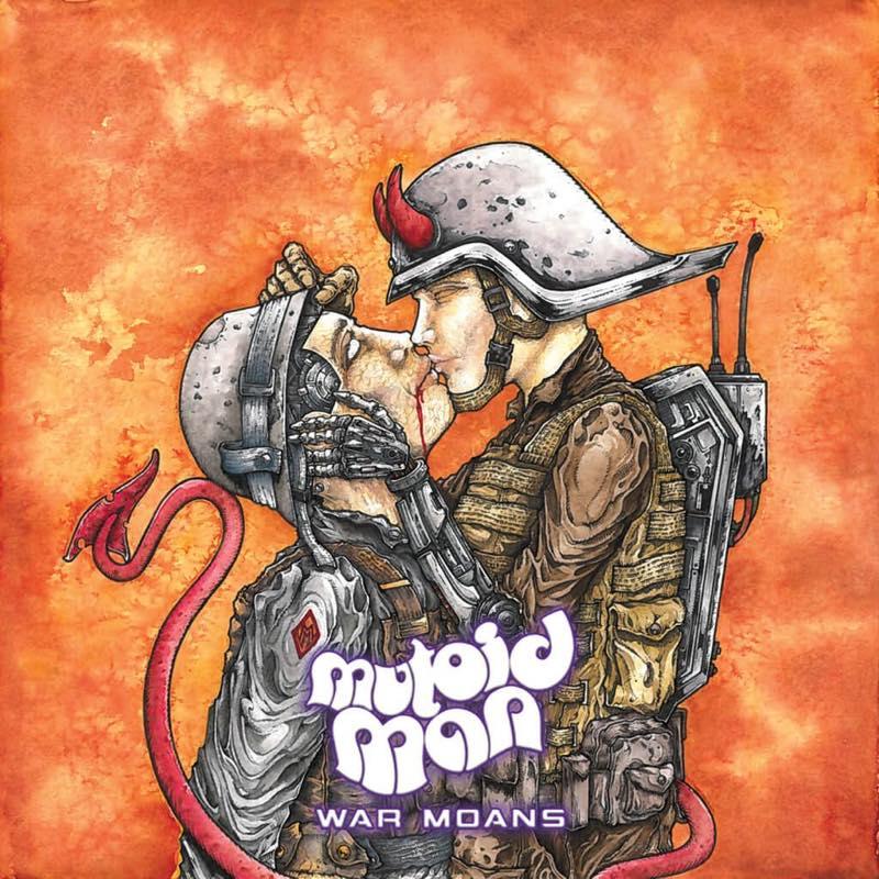 WAR MOANS / MUTOID MAN