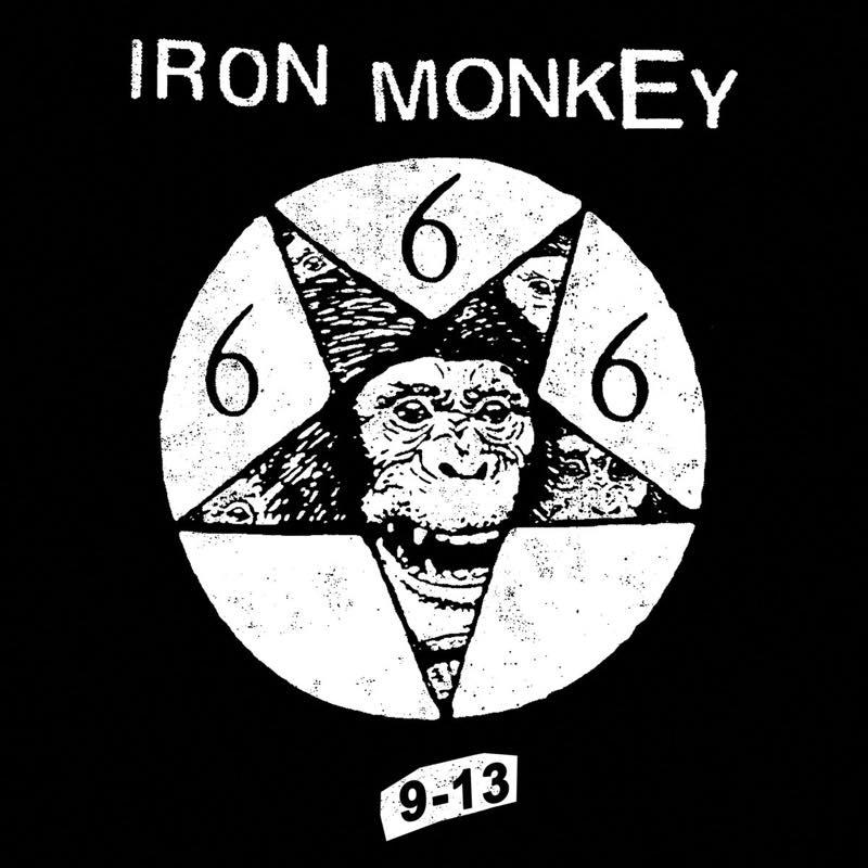 9-13 / IRON MONKEY