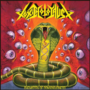 CHEMISRTY OF CONSCIOUSNESS / TOXIC HOLOCAUST