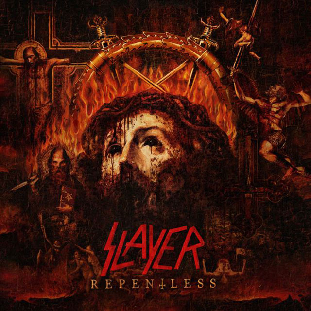 REPENTLESS / SLAYER