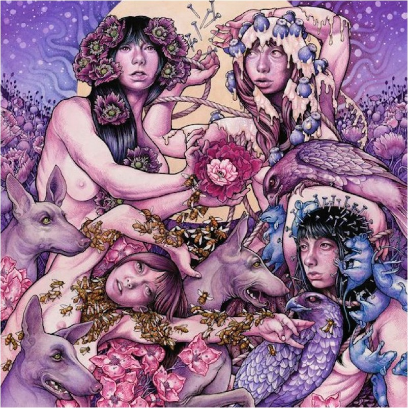 PURPLE / BARONESS