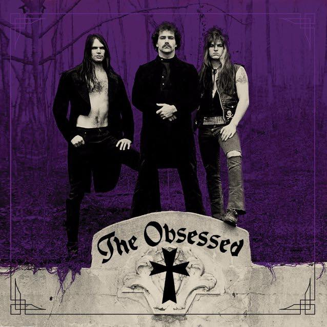 THE OBSESSED再発
