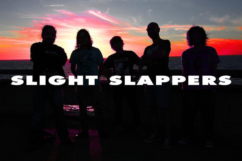 SLIGHT SLAPPERSニューEP