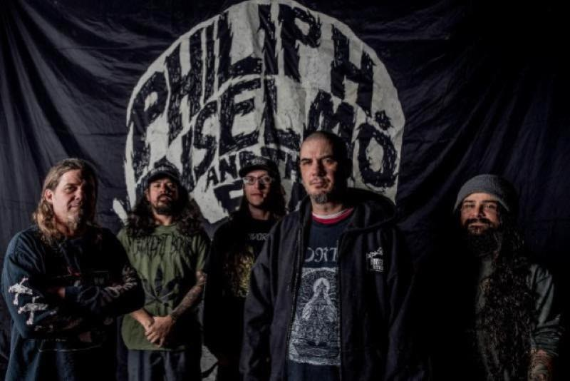PHILIP H. ANSELMO & THE ILLEGALSニューアルバム