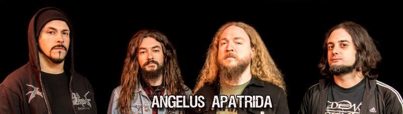 ANGELUS APATRIDAニューアルバム