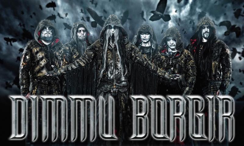 DIMMU BORGIR Eonian Tour in Japan 2018