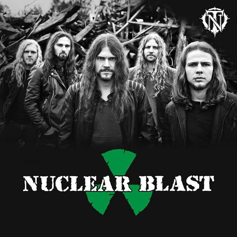 NAILED TO OBSCURITY、NUCLEAR BLASTと契約