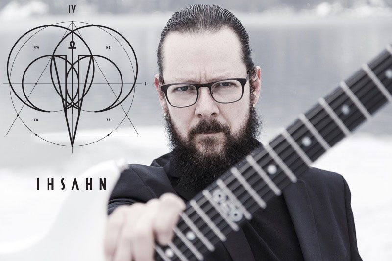 Trooper Entertainment Presents IHSAHN(イーサーン)Japan Tour 2016