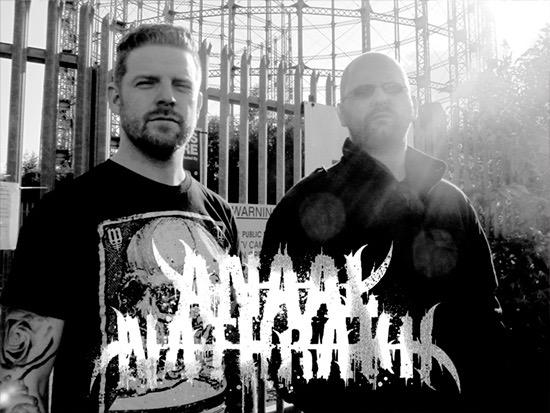 ANAAL NATHRAKHニューアルバム