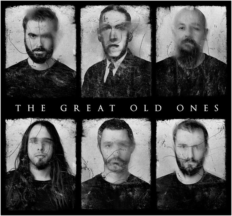 THE GREAT OLD ONESニューアルバム