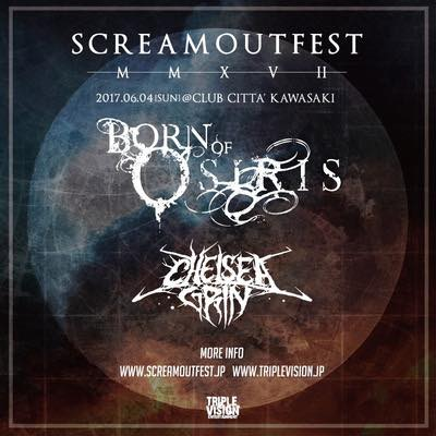 SCREAM OUT FEST 2017