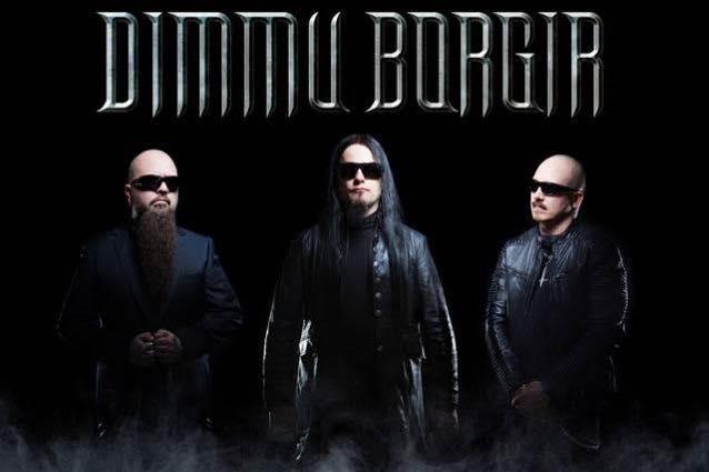 DIMMU BORGIRニューBlueRay/DVD