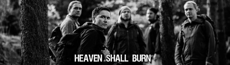 HEAVEN SHALL BURNニュービデオ