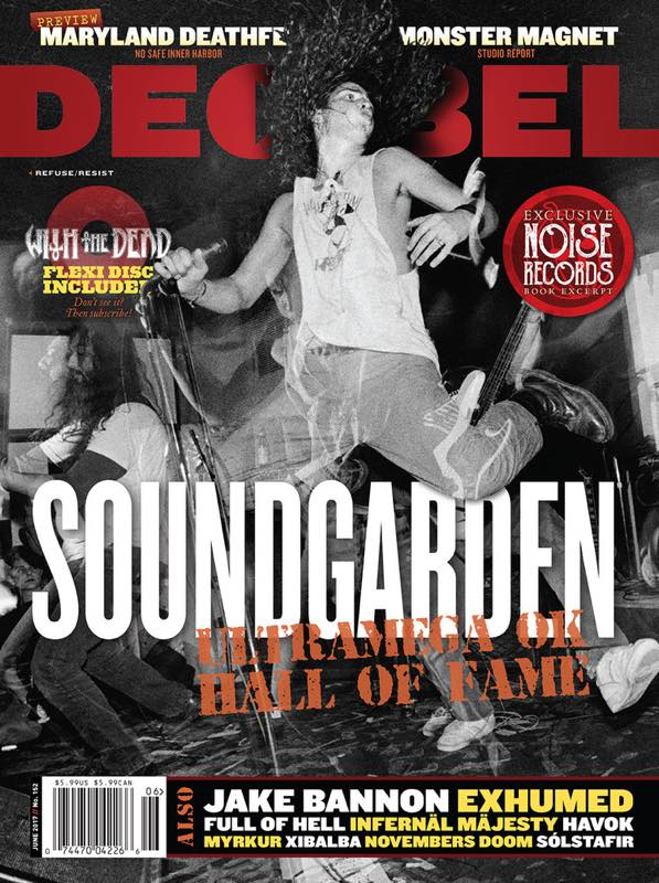 DECIBEL Magazine June 2017 ISSUE
