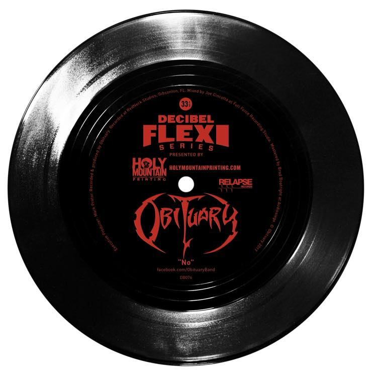 DECIBEL MAGAZINE Flexie Series