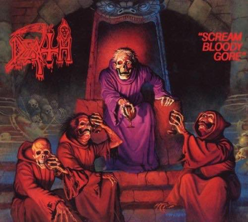 """Scream Bloody Gore"" (Deluxe Edition)"