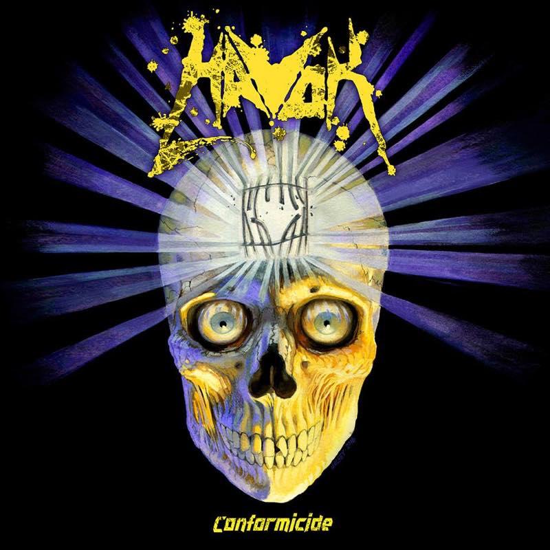 HAVOK - Conformicide (Tracklist)