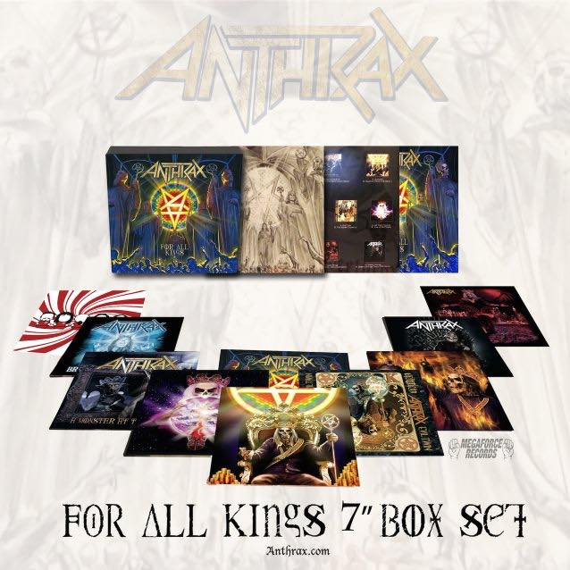 For All Kings 7-Inch Box Set