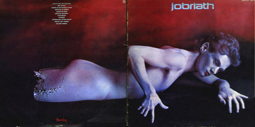 Jobriath『謎のジョブライアス』ジャケット