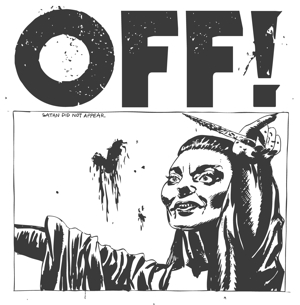 OFF! / SELF-TITLED