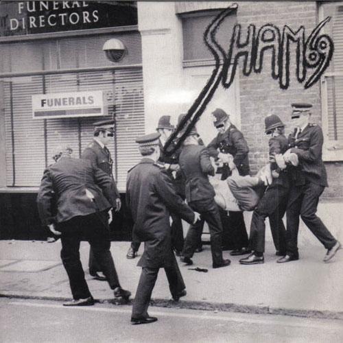 Sham69 1st シングル