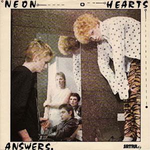 Neon Hearts 2ndシングル