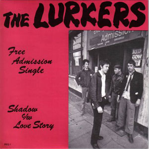 The Lurkers 1stシングル