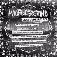 MAGRUDERGRIND、JAPAN TOUR