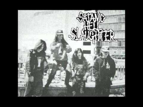 SATSANIC HELL SLAUGHTER