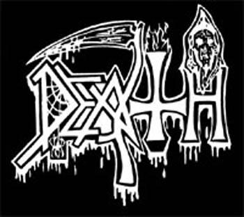 DEATH初期のロゴ