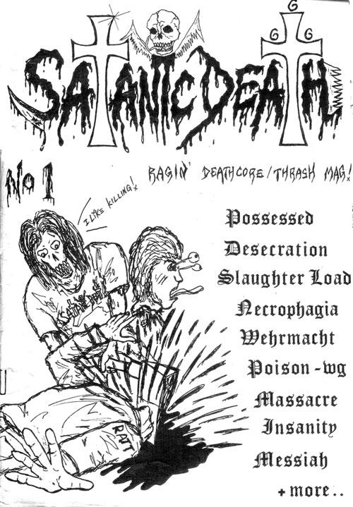 SATANIC DEATH