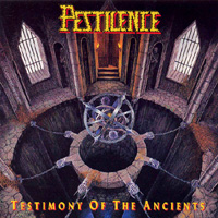 PESTILENCE / Testimony Of The Ancients