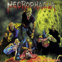 NECROPHAGIA / Season Of The Dead