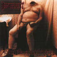 DEVOURMENT / Molesting The Decapitated