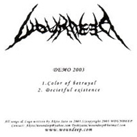 WOUNDEEP / Demo 2003