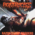 AGATHOCLES / RAZOR SHARP DAGGERS