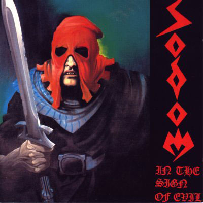 SODOM / IN THE SIGN OF EVIL