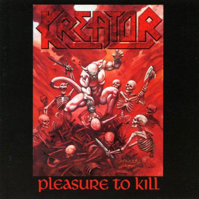 KREATOR / PLEASURE TO KILL