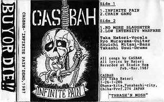 CASBAH / INFINITE PAIN