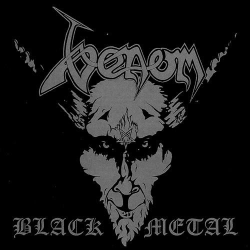 BLACK METAL / VENOM
