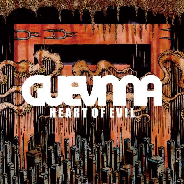 HEART OF EVIL / GUEVNNA