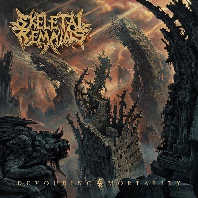 Devouring Mortality / SKELETAL REMAINS