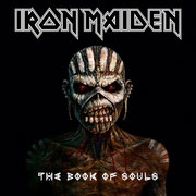 BOOK OF SOULS / IRON MAIDEN